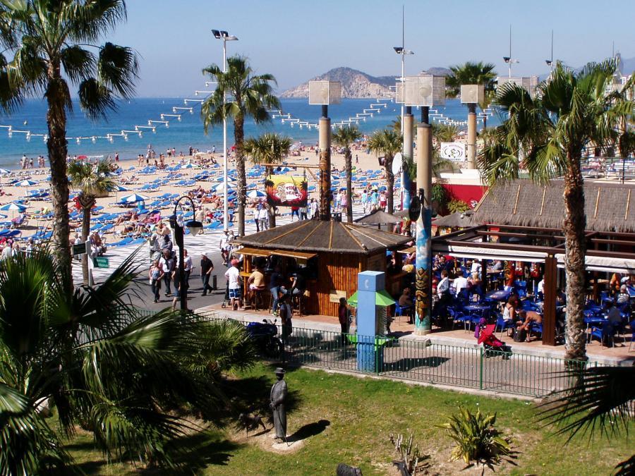Apartement -                                       Benidorm -                                       3 slaapkamers -                                       6 pax personen